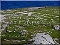 C3959 : EIRE80 WWII markings, Malin Head by Kenneth  Allen