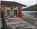 SD3787 : Lakeside Pier, Lakeside, Cumbria by Jaggery