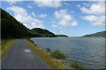 SH6515 : Mawddach estuary and trail by DS Pugh