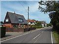 TM1624 : Chapel Road, Beaumont by Malc McDonald