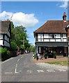 TQ3425 : 99, High Street, Lindfield by Simon Carey
