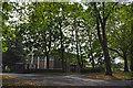 SP0683 : Birmingham : Tally Ho! Grounds by Lewis Clarke