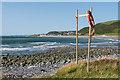 SN5779 : Tanybwlch Beach by Ian Capper