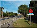 TM0621 : Alresford village sign by Malc McDonald