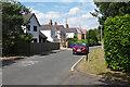 SU9566 : Onslow Road, Sunningdale by Alan Hunt