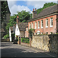 TQ1730 : Horsham: Causeway - listed buildings by John Sutton
