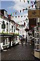 SZ3295 : Quay Street, Lymington by Peter Trimming