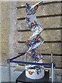 TQ3083 : Orange Tree, King's Cross Station by Oast House Archive