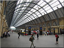 TQ3083 : London King's Cross station by Oast House Archive
