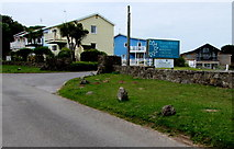 SS0197 : Freshwater Bay Holiday Village, Freshwater East by Jaggery