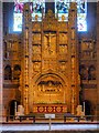 SJ3589 : High Altar and Reredos, Liverpool Cathedral by David Dixon