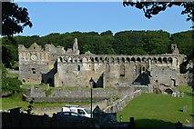 SM7525 : Bishop de Gower's palace by Philip Pankhurst