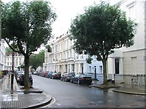 TQ2978 : Cambridge Street, Pimlico by Chris Whippet