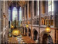 SJ3589 : Liverpool Cathedral Lady Chapel by David Dixon