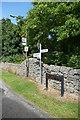 SK2052 : Bradbourne - a Thankful Village by Graham Hogg
