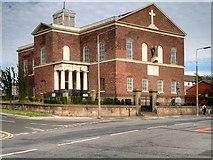SJ3588 : Chapel of Saint Patrick, Toxteth by David Dixon