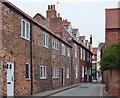 TA0339 : Wood Lane, Beverley, Yorkshire by Bernard Sharp