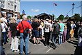 SO8540 : People enjoying the Upton Blues Festival by Philip Halling
