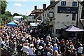 SO8540 : People at Upton Blues Festival by Philip Halling