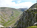 NH9602 : Looking into the Lairig Ghru by Alan O'Dowd
