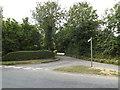TM1070 : Clay Street, Thornham Magna by Adrian Cable
