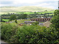 SD6196 : View towards Lowgill Viaduct by Gareth James