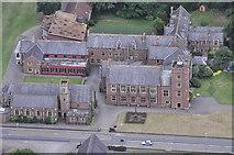 SS9712 : Tiverton : Blundell's School by Lewis Clarke