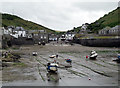 SW9980 : Beach at Port Isaac by Andy Briggs