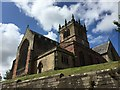 SJ4034 : Ellesmere: St Mary's Church by Jonathan Hutchins