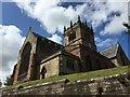 SJ4034 : Ellesmere: St Mary's Church by Jonathan Hutchins