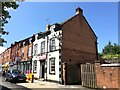 SJ4034 : Ellesmere: The Swan on Cross Street by Jonathan Hutchins