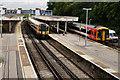 SU3001 : Brockenhurst Railway Station by Peter Trimming