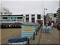 SZ5984 : Esplanade and pier, Sandown by Hugh Venables