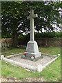 TF5914 : Wiggenhall St. German's War Memorial by Adrian S Pye