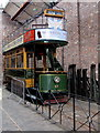 SO9491 : Tramcar 49 in Albion Tram Depot in the Black Country Living Museum, Dudley by Jaggery