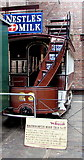 SO9491 : Wolverhampton horse tram number 23 in  Dudley by Jaggery