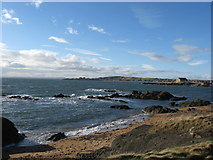 NT4999 : View from Elie Lighthouse by frank smith