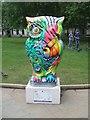 SP0787 : Clash Owl [12] by John M