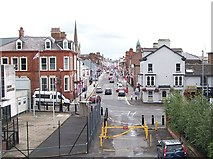 J2664 : Railway Street, Lisburn by Eric Jones