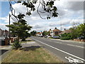 TM1845 : A1214 Colchester Road, Rushmere St Andrew, Ipswich by Adrian Cable