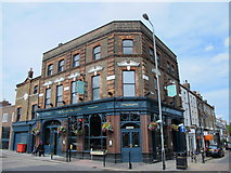 TQ3090 : The Starting Gate, Buckingham Road / St. Michael's Terrace, N22 by Mike Quinn