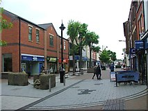 SK5236 : High Road, Beeston by Chris Whippet