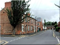 SK5438 : Lace Street, Dunkirk by Chris Whippet