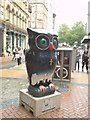 SP0686 : Ozzy's Owl by Gordon Griffiths