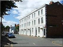 SO5139 : St. Ethelbert Street, Hereford by Chris Whippet