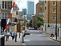 TQ3680 : Narrow Street, Limehouse by Stephen McKay