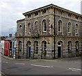 SN1014 : Grade II Listed Grace Court House, Narberth by Jaggery