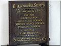 TG4213 : Billockby War Memorial by Adrian S Pye