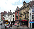 NZ2464 : 6-22 Cloth Market, Newcastle by Stephen Richards