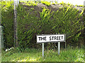 TM1570 : The Street sign by Adrian Cable